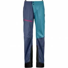 Ortovox 3L Ortler Pants W Ortovox, XL night blue  0 D