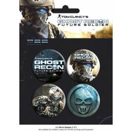 Posters Placka  GHOST RECON - pack 1