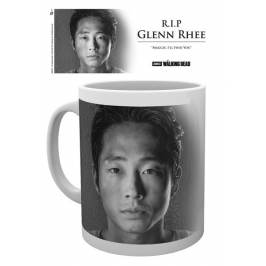 Posters Hrnek  The Walking Dead - R.I.P Glenn