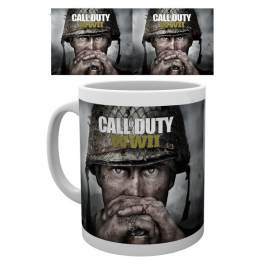 Posters Hrnek  Call Of Duty - WWII Key Art