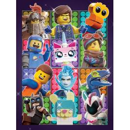 Posters Obraz na plátně  Lego Příběh 2 - Some Assembly Required, (60 x 80 cm)